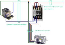 circuit diagram wiring a contactor circuit wiring diagrams online contactor wiring diagram