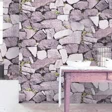 10 pcs x 10m realistic moroccan slate stone old brick wall arthouse wallpaper uk