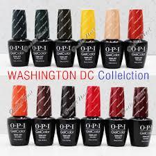 Opi Soak Off Gelcolor Washington Dc Collection Kit Gel Polish Color Spring Summer 2017 0 5oz 15ml
