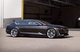 2018 cadillac cts coupe. plain cadillac cadillac escala concept revealed previews future design for 2018 cadillac cts coupe