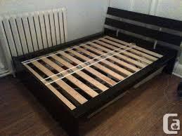 Ikea u0027Hopenu0027 Bed Frame  FullDouble Size  100