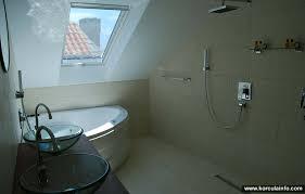 Large Bathroom Bathroom At Loft Apartment Hotel Fabris
