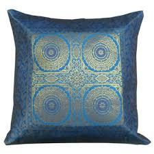 Indian Silk Decorative Pillows