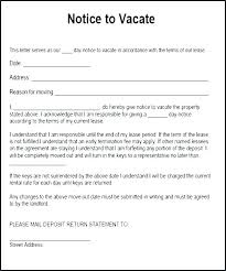 Notice Of Rent Increase Form 60 Day Notice Template Day Notice Template Art Exhibition