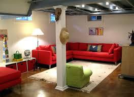 unfinished basement ideas pinterest. Cool Unfinished Basement Ideas Area Rug Pinterest . E