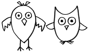 owl cool simple designs to draw margusriga baby party cool designs to trace11 cool