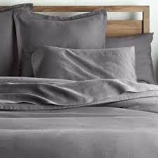 dark grey duvet cover lino ii dark grey linen duvet covers and pillow shams made dark grey duvet cover