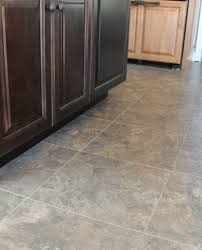Stone Floors For Kitchen I Cant Believe Its Not Tile Floors Making Lemonade