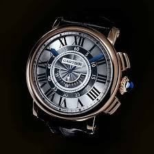 cartier gets serious the evolution of cartier men s watches cartier rotonde de cartier central chronograph
