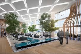 Design Concepts Interiors Llc Contemporary Airport Lounge Concept Cip Iran Airport