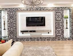 apartment in art deco style interior