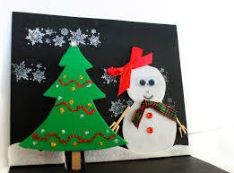 Christmas Cards Arts And Crafts Ideas  Kids U0026 Preschool CraftsChristmas Card Craft Ideas