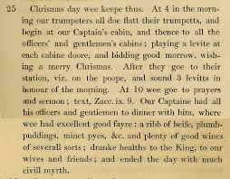 diary days from christmas past the public review from the diary of henry teonge 1675 1825 by henry teonge and charles knight source