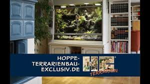 Orchideenvitrine By Hoppe Terrarienbau Exclusiv