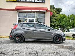 New Wheels Love How Much Lighter They Are Assetto Gara 16x7 Firehawk Indy 500 205 45 16 Fiestast Car Ford Ford Fiesta St Indy 500