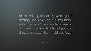 Image result for label quote