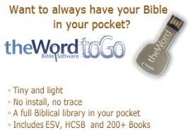 Bible Software <b>theWord</b>!