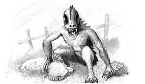 Want to take an urban sketching class? Chupacabra Legend Of A Blood Sucking Cryptid In Latin America Ancient Origins
