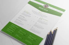 Free Colorful Resume Templates Free Psd Resume Template In Four Colors 89