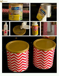 recycle formula cans