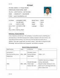 Cute Tips For Writing Good Resume Free Example And Job How Do You