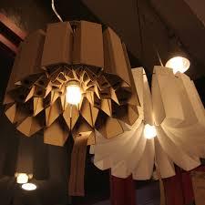 Paper lighting Diy Byungjoon Hwang Paper Lighting Wwwhwangbyungjooncom