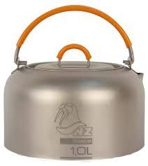 <b>Чайник</b> походный <b>NZ</b> Ti Kettle титановый <b>1л</b> (TK-101) — купить в ...