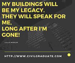 Engineering Quotes Interesting Civil Engineering Quotes Civil Engineering Graduate Civil