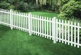 menards fence pickets cape cod 4 x 6 picket panel at outdoor ideas vinyl u25