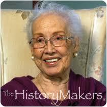 Katherine G. Johnson's Biography