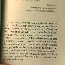 Le Bonheur Un Voyage Philosophique De Frédéric Lenoir à Lire