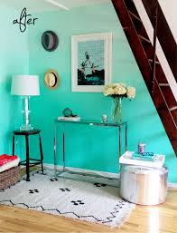 Perhaps think of a way in which you could do it a little differently or  paint an ombre wall to be bang on trend!