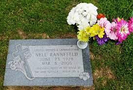 Linnie Nell Roberson Rannefeld (1928-2005) - Find A Grave Memorial