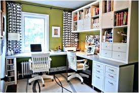ikea office decor. Ikea Office Ideas Images Home Double Desk Decor Color On Perfect Rambling  Renovators For Two I