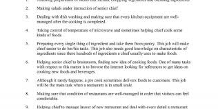chef job description uk head chef job description nz commis chef job description nz line cook what is the job description of a chef