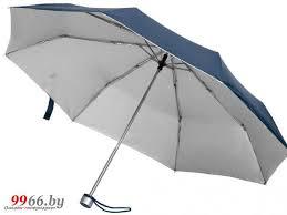 Зонт <b>Проект 111</b> Silverlake Blue-Silver 79135.40 купить в Минске ...