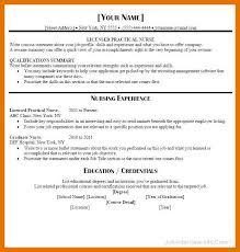 Examples Of Lpn Resumes 9 10 Licensed Practical Nurse Resumes Juliasrestaurantnj Com