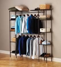 costco closet chrome shelves portable closets home depot