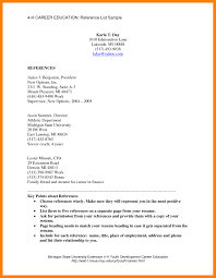 How To Write Reference For Resume Pics Tomyumtumweb Com