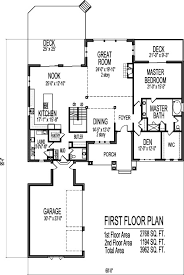 4 bedroom 4 bathroom open floor plan contemporary house plans 4000 sq ft two story 3