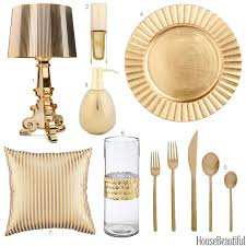 Small Picture Light Gold Accessories Light Gold Home Decor