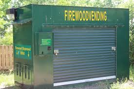 Firewood Vending Machine Delectable Park Firewood Vending Machine Free Stock Photo Public Domain Pictures