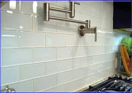 white glass tile white glass subway tile white glass tile grey grout