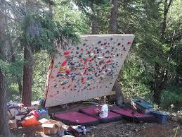 pin on rock climb