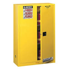 justrite 896000 flammable storage safety cabinet 60 gallons sure grip handle from cole parmer india