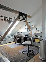 loft home office. The 3rd Level Mezzanine Space Is An Ideal Home Office/private Study. Loft Office