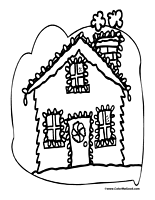 Small Picture Christmas Lights Coloring Pages