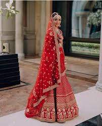 Bridal Lehenga Choli Designs With Price These 25 Red Designer Wedding Lehengas Are Every Girls