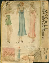 Vintage Patterns Wiki Magnificent A Few Threads Loose Vintage Bra Patterns And What They're Worth