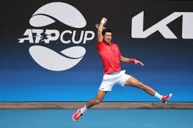 « alerter sur l'écologie, c'est notre responsabilité de sportifs » le tennisman autrichien, numéro 3. Novak Djokovic Has Perfect Start To Season Dominic Thiem Fumbles Daily Sabah